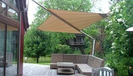 sonnensegel garten hohmann sonnenschutz. Black Bedroom Furniture Sets. Home Design Ideas