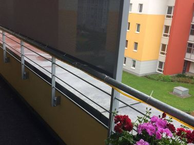 Zip-Screen Sonnen- und Windschutz