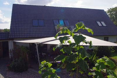Aufrollbare Sonnensegel Mecklenburg-Vorpommern