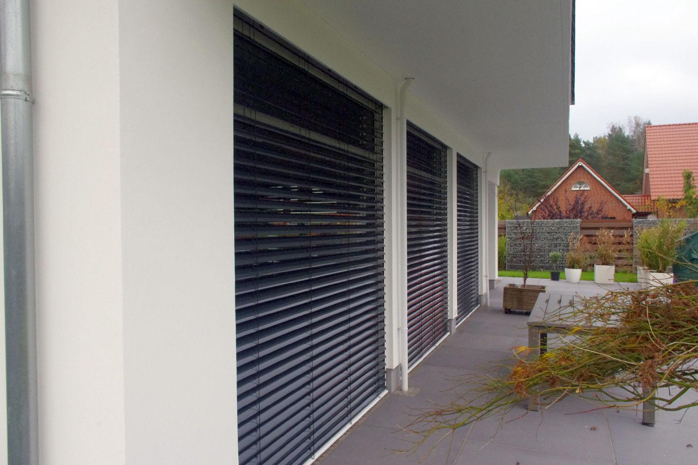 Raffstore Hohmann Sonnenschutz
