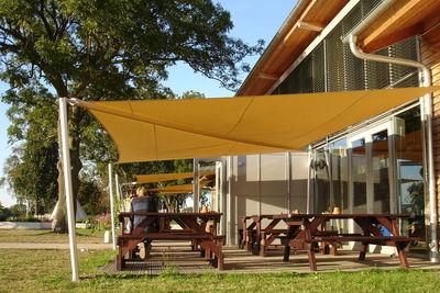 Sonnensegel wasserdicht, Landwerthof Stahlborde