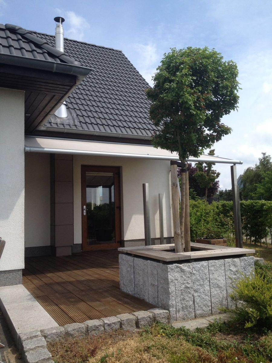 Terrassenmarkisen Hohmann Sonnenschutz