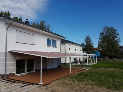 Terrassen Pergola Markise