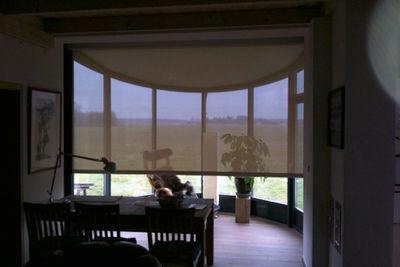 Zip Screen als Blend-, Sicht- und Sonnenschutz