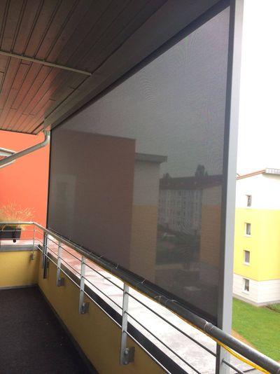 ZipScreen Sonnen- und Windschutz