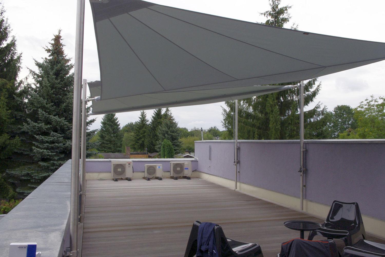 Sonnenschutz Dachterrasse Sonnenschutz F R Freistehende