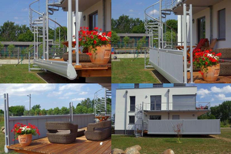terrassenmarkisen hohmann sonnenschutz. Black Bedroom Furniture Sets. Home Design Ideas