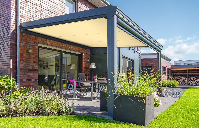 wintergarten markisen hohmann sonnenschutz. Black Bedroom Furniture Sets. Home Design Ideas