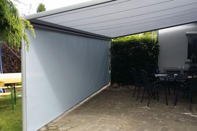 markilux® Pergola 110 - für windige Ecken