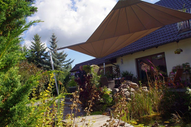 sonnenschutz gartenteich   hohmann sonnenschutz, Hause und Garten