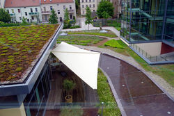 Sonnenschutz für Terrasse