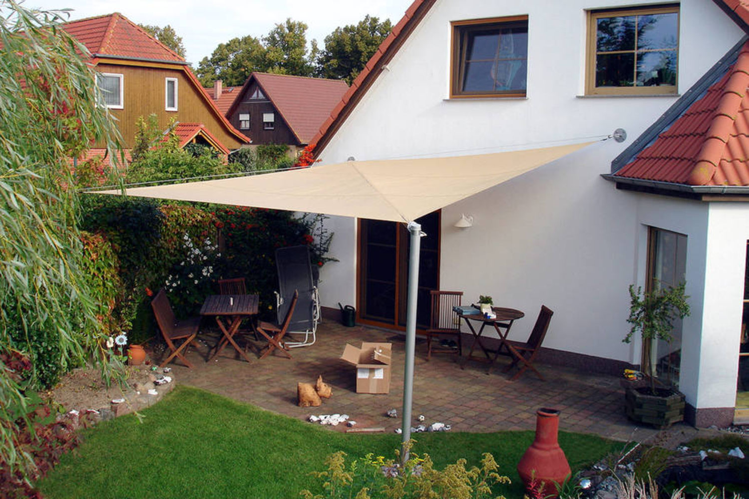 Sonnensegel Frankfurt emejing sonnensegel terrasse sonnenschutz ideas house design ideas cuscinema us