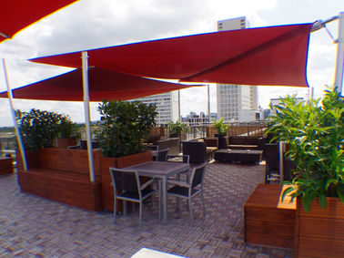 Sonnensegel ,Hotel Aletto